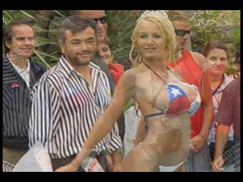 Luciana Salazar reina de Viña del Mar 2005