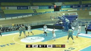 Национальная лига: «Астана» — «Каспий»