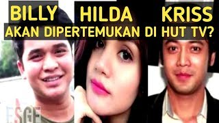 Download Video REAKSI KRISS HATTA AKAN DIPERTEMulUKAN DENGAN BILLY DAN HILDA MP3 3GP MP4