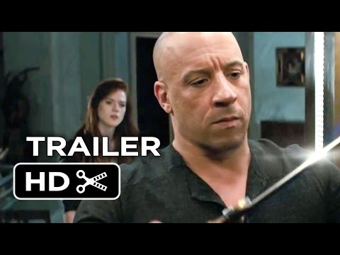 The Last Witch Hunter Official Trailer Starring Vin Diesel  Michael