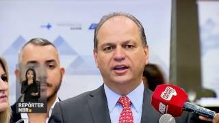 REPÓRTER NBR 11H - 31.03.17: Brasil registra queda no número de casos de dengue, zika e chikungunya em 2017. Correios oferecem serviço de armazenagem e distr...