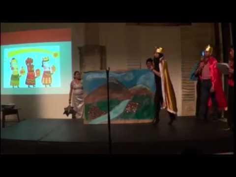 Hugo Cuevas - Lectura - Cuento de reyes magos