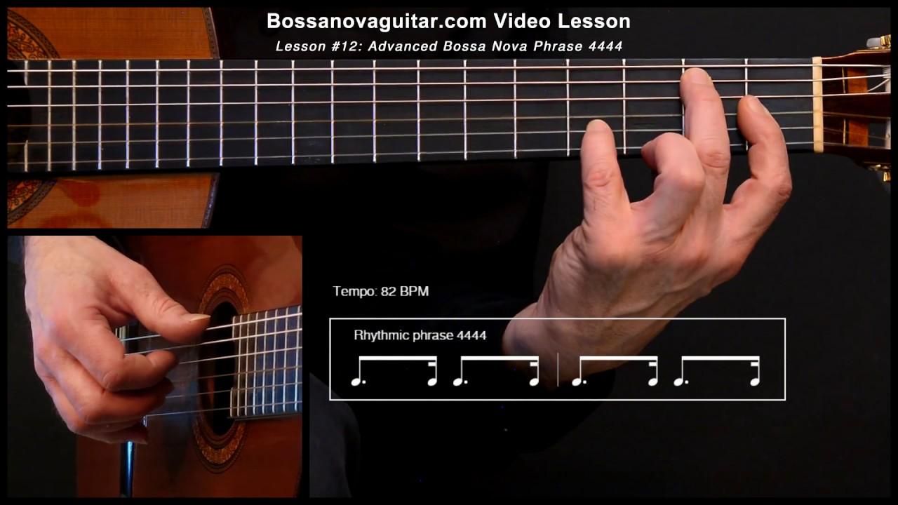 Desafinado (Off Key) – Bossa Nova Guitar Lesson #12: Advanced Phrase 4444