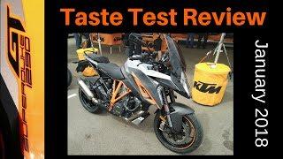 5. KTM 1290 Super Duke GT '17 | Taste Test