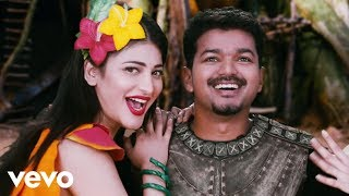 Puli   Jingiliya Video | Vijay, Shruti Haasan | DSP