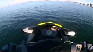 4. 300HP SEADOO & Yamaha FX SHO - St Kilda Beach