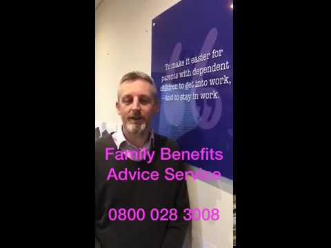 How our Family Benefits Advice Service is here to help