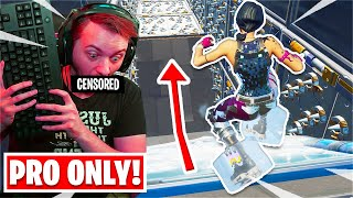This PRO ONLY Deathrun made me RAGE... [1/3] (Fortnite Creative)