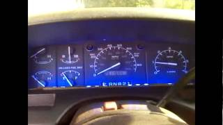 Bluemule! 93 ford f150 5.0 Boss.