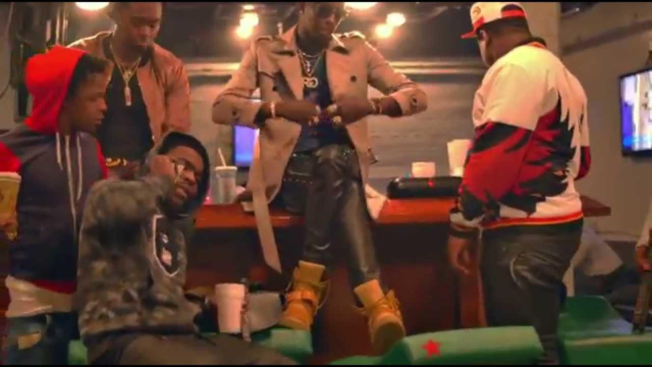 Young Thug – Halftime (Video)