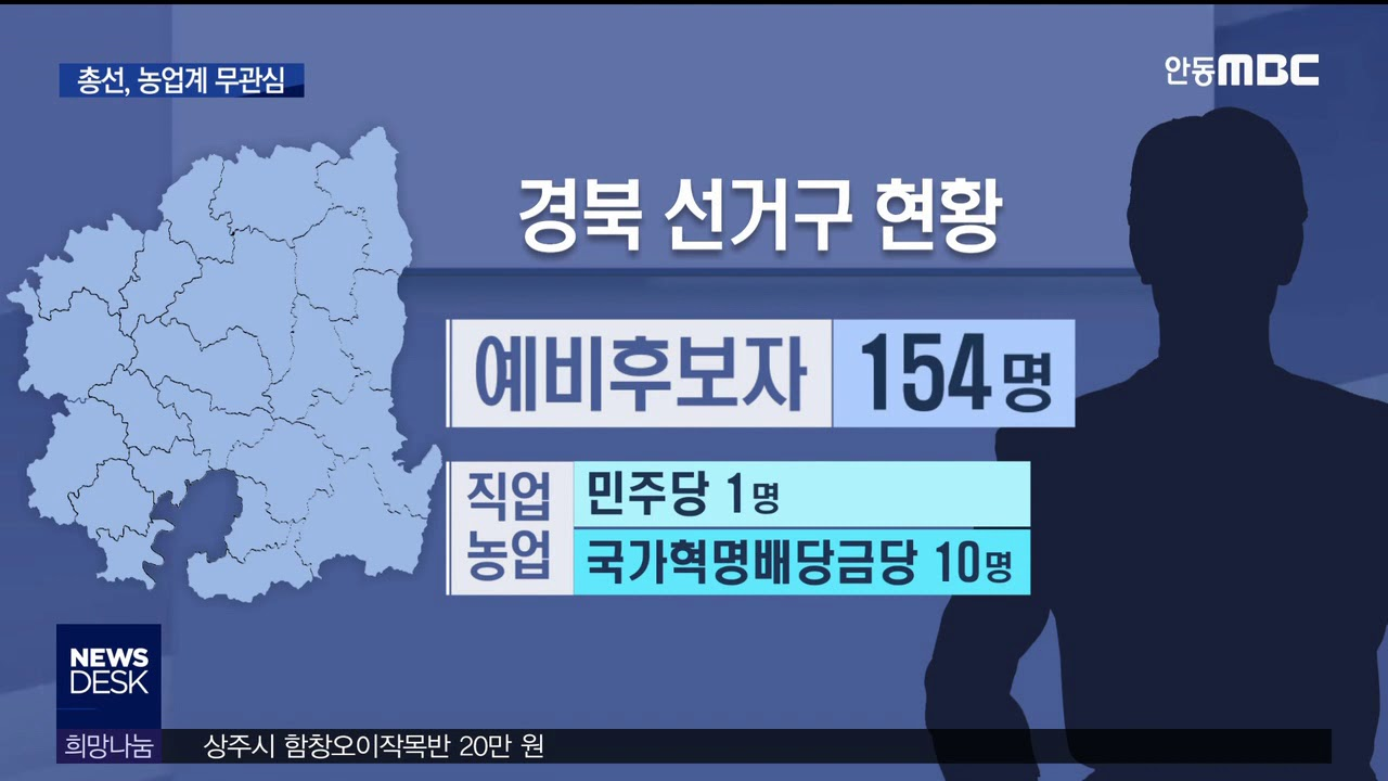 R)총선 영입 경쟁··농업계는 '홀대·무관심'