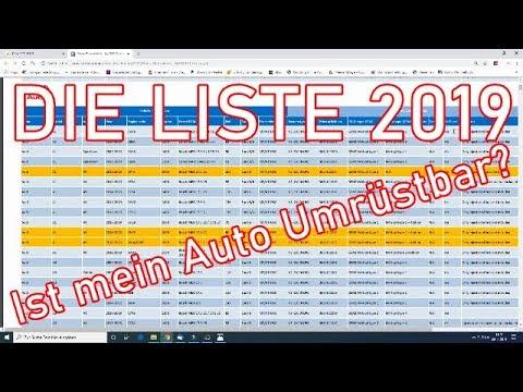 LPG Autogas Liste 2019: Alle Hersteller und Typen - a ...
