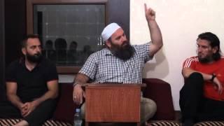 Çka na mëson sureja el-Ihlas dhe el-Kafirun - Hoxhë Bekir Halimi (Xhamia Isa Beu - Shkup)