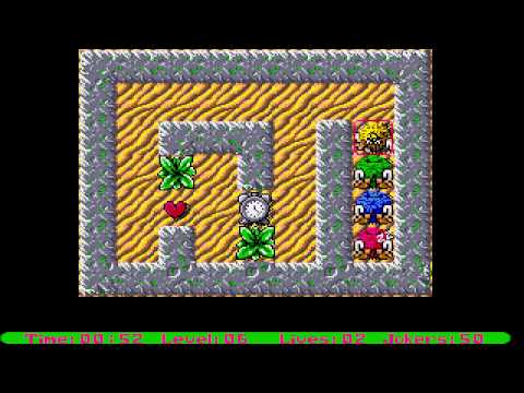 Tiny Skweeks Atari