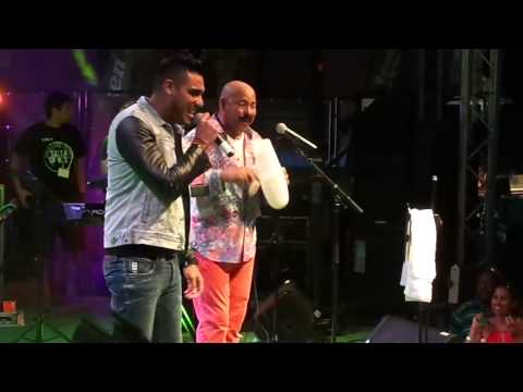Taboga - Sergio George & Salsa Giants con Oscar D'Len y Ronald Borjas