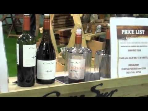 Interview with sustainable winery Cono Sur Wines at the Edible Garden Show