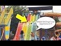Anak Tersangkut di SLIDE PALM BAY WATER PARK  Swimming Pool Jakarta min 3 : 40