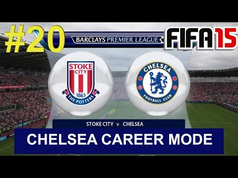 "FIFA 15 (PS4) CAREER MODE - CHELSEA #20 ""Double"" Gameplay / New Features"