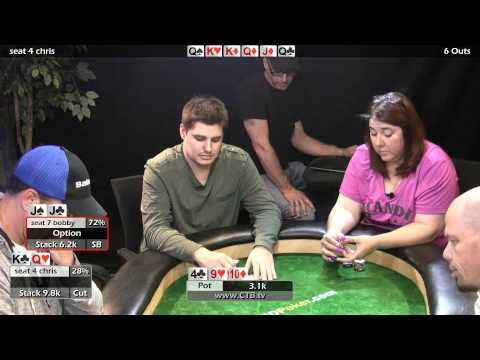 S5G5P2 CTB Chase The Bracelet Season 5 Game 5   Poker Game Show by Poker On Air