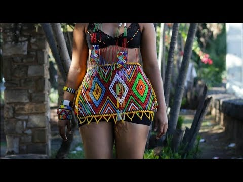 African beauty   Stunning traditional attires