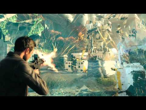 трейлер Quantum Break