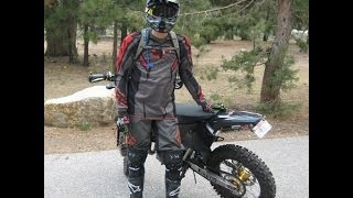 9. 2009 DRZ 400SM with Dirt Wheels