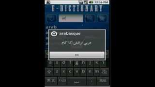 English Urdu Dictionary / اردو YouTube video