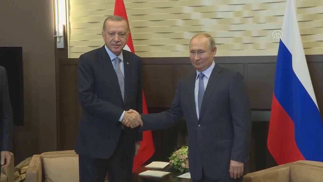 Κρίσιμη συνάντηση Πούτιν -Ερντογάν με φόντο την εκπνοή της εύθραυστης εκεχειρίας