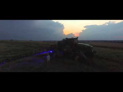 BlueLights ® Kit - Iluminação para pulverização noturna