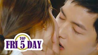 Video Top 10 Kdrama Kisses 2016 MP3, 3GP, MP4, WEBM, AVI, FLV April 2018