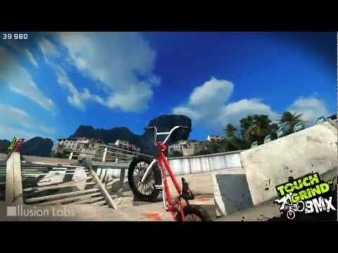 Touchgrind BMX Teaser Trailer