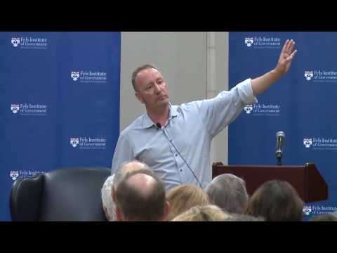 Professor Mark Blyth on the iPhone and Globalization