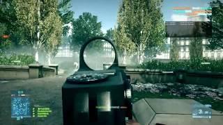 Battlefield 3 - Attack of Wall-E