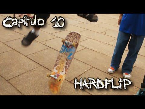 Tutorial Skateboard por Mion: 10 - Hardflip
