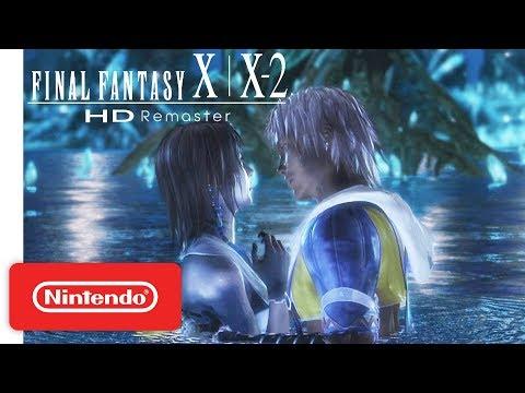 FINAL FANTASY X | X-2 – Tidus and Yuna – Nintendo Switch - Thời lượng: 80 giây.