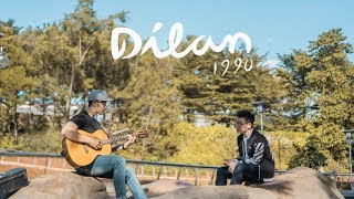 OST Dilan 1990 - Iqbaal - Rindu Sendiri (eclat acoustic cover)