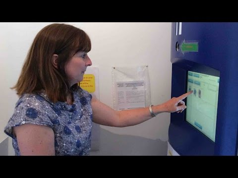 Robotic 'pharmacy kiosk' offers revolution in medicine access in rural areas