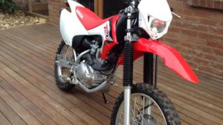 5. 2015 Honda CRF150F Review