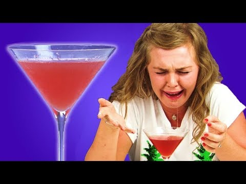 Irish People Try The World s Strongest Cocktails