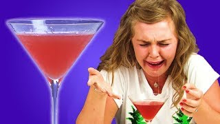 Irish People Try America's Strongest Cocktails