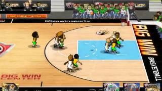 BIG WIN Basketball videosu