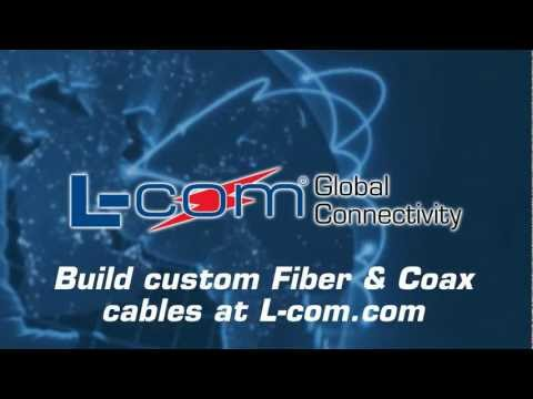 Trade Show Loop: Overview of L-com Global Connectivity Products and Services