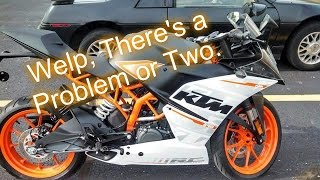 3. Things I Dislike About My KTM RC390 After a Year.