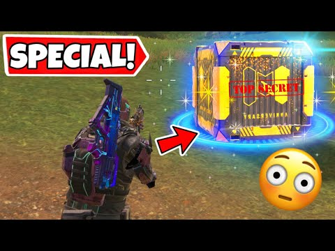 EVERYONE WANTED THIS SPECIAL AIRDROP! | CALL OF DUTY MOBILE BATTLE ROYALE