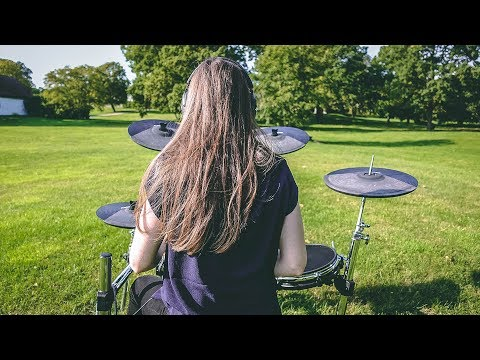 Alan Walker - The Spectre - Drum Cover | By TheKays (видео)