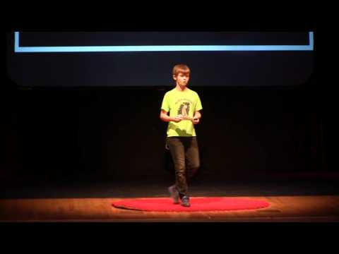 Cell Phone Radiation and How it Affects Kids | Patrick Trzeciak | TEDxPascoCountySchools