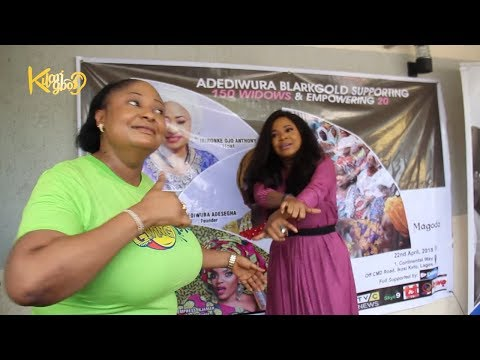 Watch  Toyin Abraham | Ronke Oshodi Oke | Empress Njamah | Dance Shaku Shaku With Widows