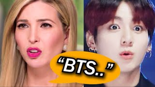Video Ivanka Trump Made BTS ARMY Angry? What Happened? download in MP3, 3GP, MP4, WEBM, AVI, FLV January 2017