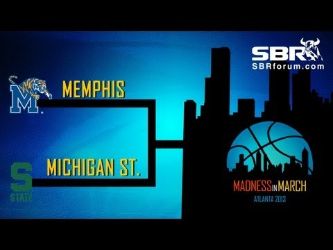 Memphis v Michigan St – NCAA Basketball Picks – NCAA Basketball Betting with Peter Loshak