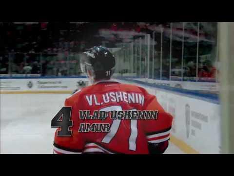 KHL Top 10 Goals for Week 14 (видео)